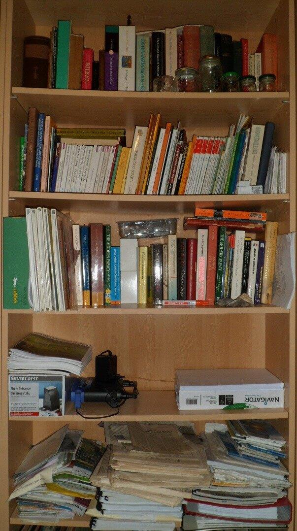 121018 Foto fysiek archief NNS