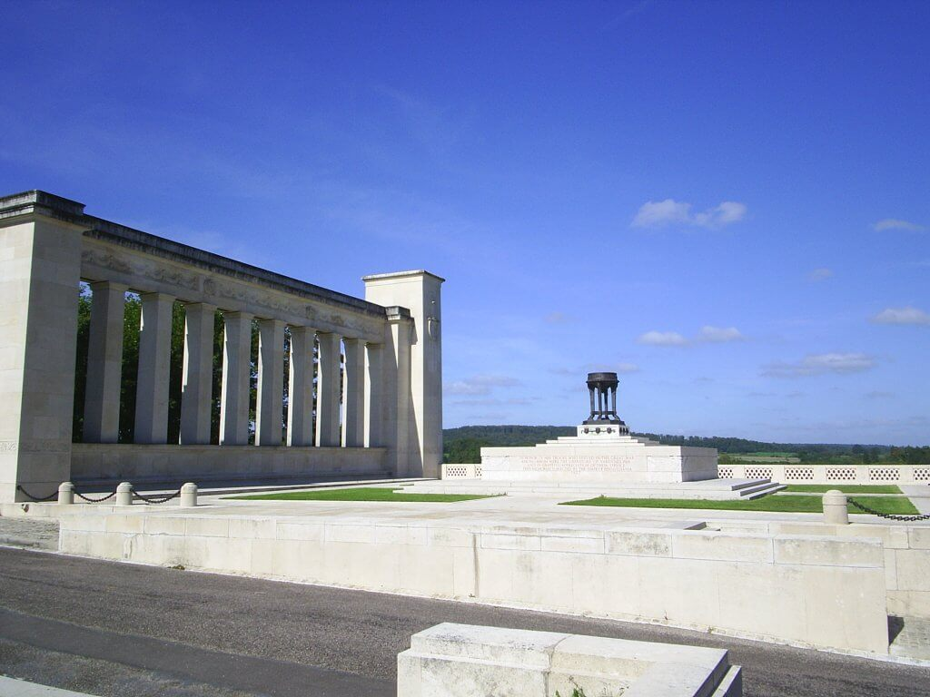 WOI monument in Varennes en Argonne